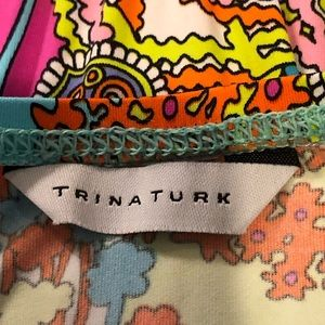 Trina Turk Dresses - Trina Turk coral reef maxi dress